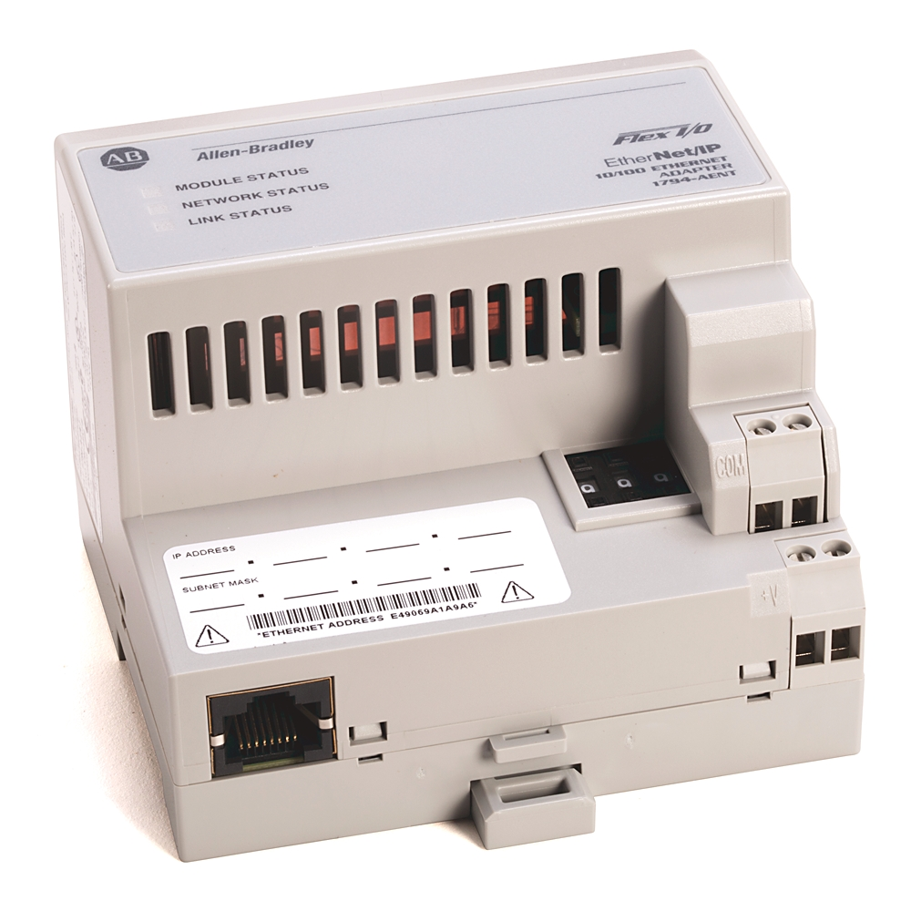 Allen-Bradley,1794-AENT,Flex EtherNet/IP Adaptor