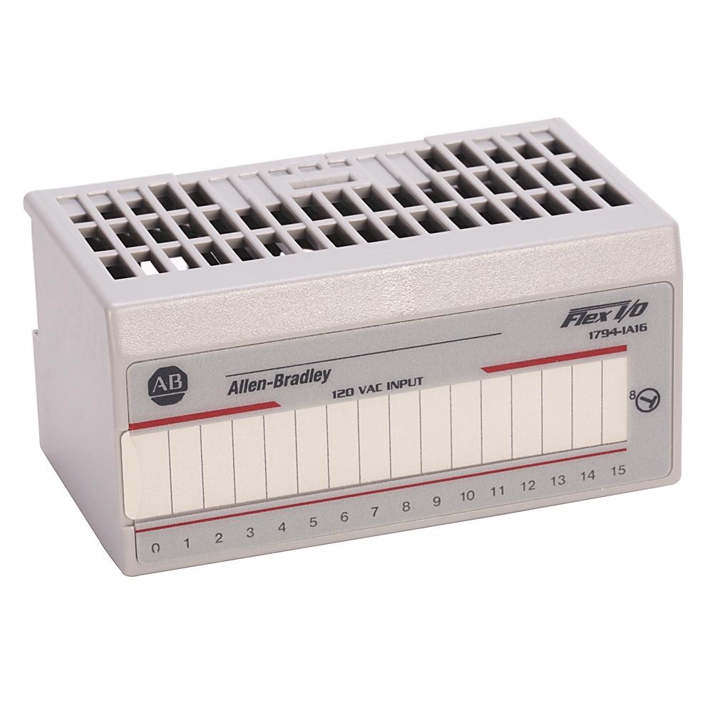 1794-IA16 AB 16 POINT 120VAC INPUT FLEX I/O