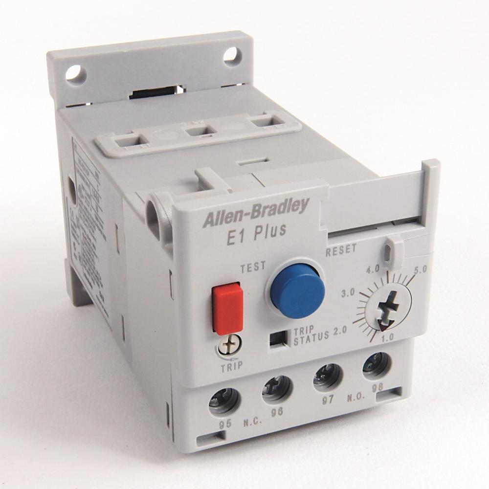 Iec electronic overload relays allen bradley 193 ed1cb for Allen bradley motor overload
