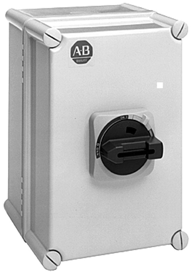Allen Bradley 194E-KA63-PD10