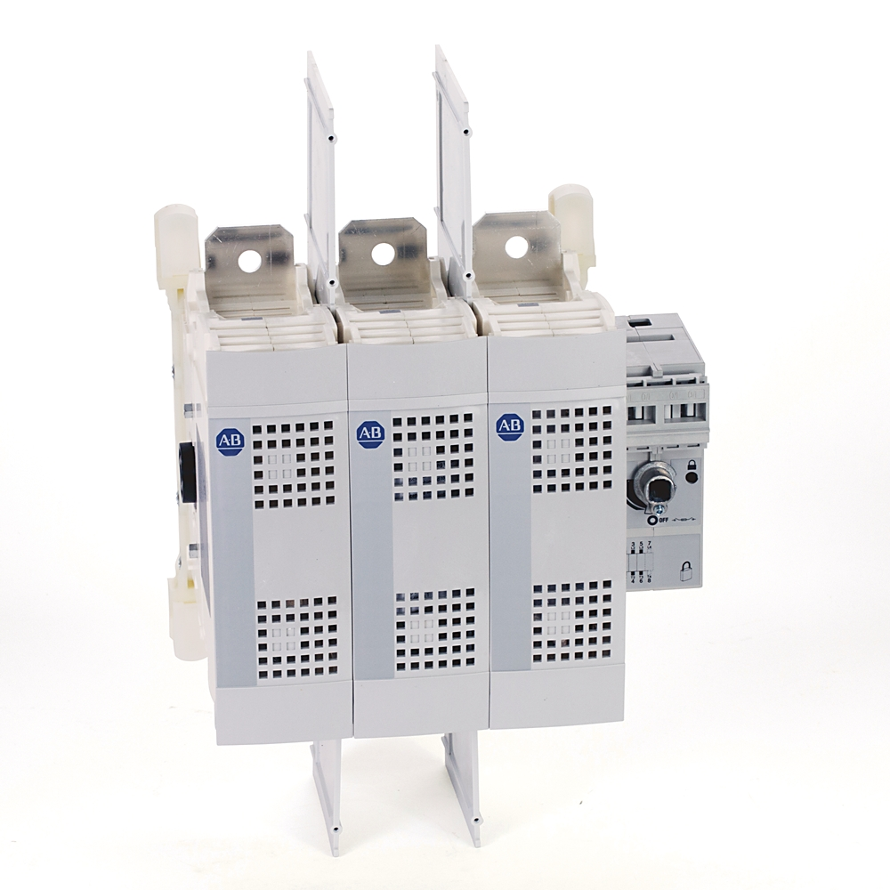 Rockwell Circuit Load Protection Disconnect Switches 194r Rotary Cat5e Cat6 Plenum Rated Cable Lock Assembly Desa Electronica Automation Ab194rj4001753