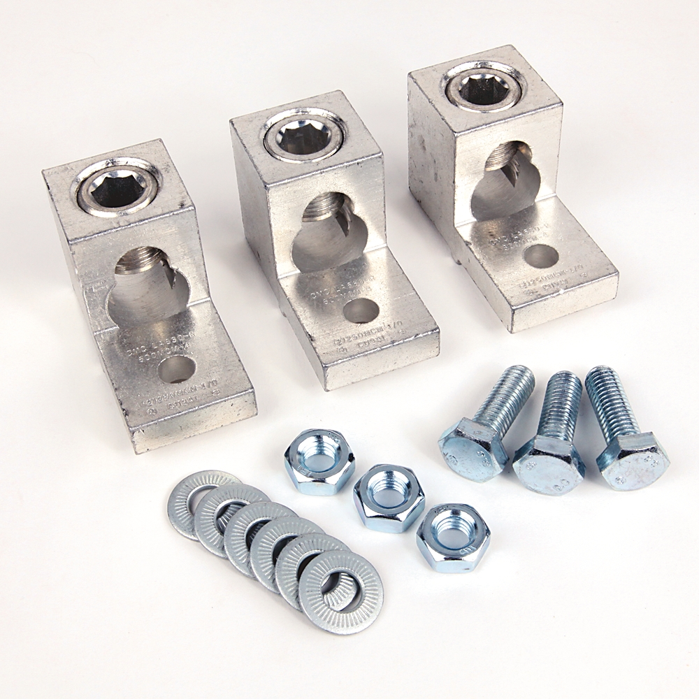 Allen-Bradley,194R-TL3,194R 400 Amp Multi-tap Terminal Lugs