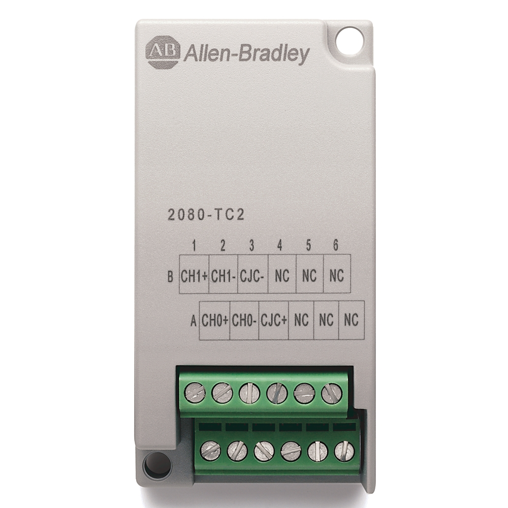Allen Bradley 2080 Tc2 North Coast Electric