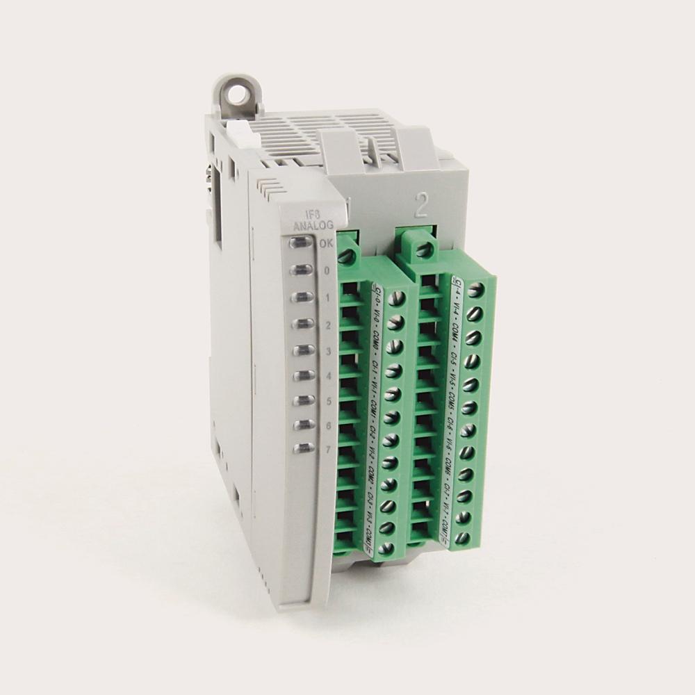 Allen-Bradley,2085-IF8,Micro800 8 Point Analog Input Module
