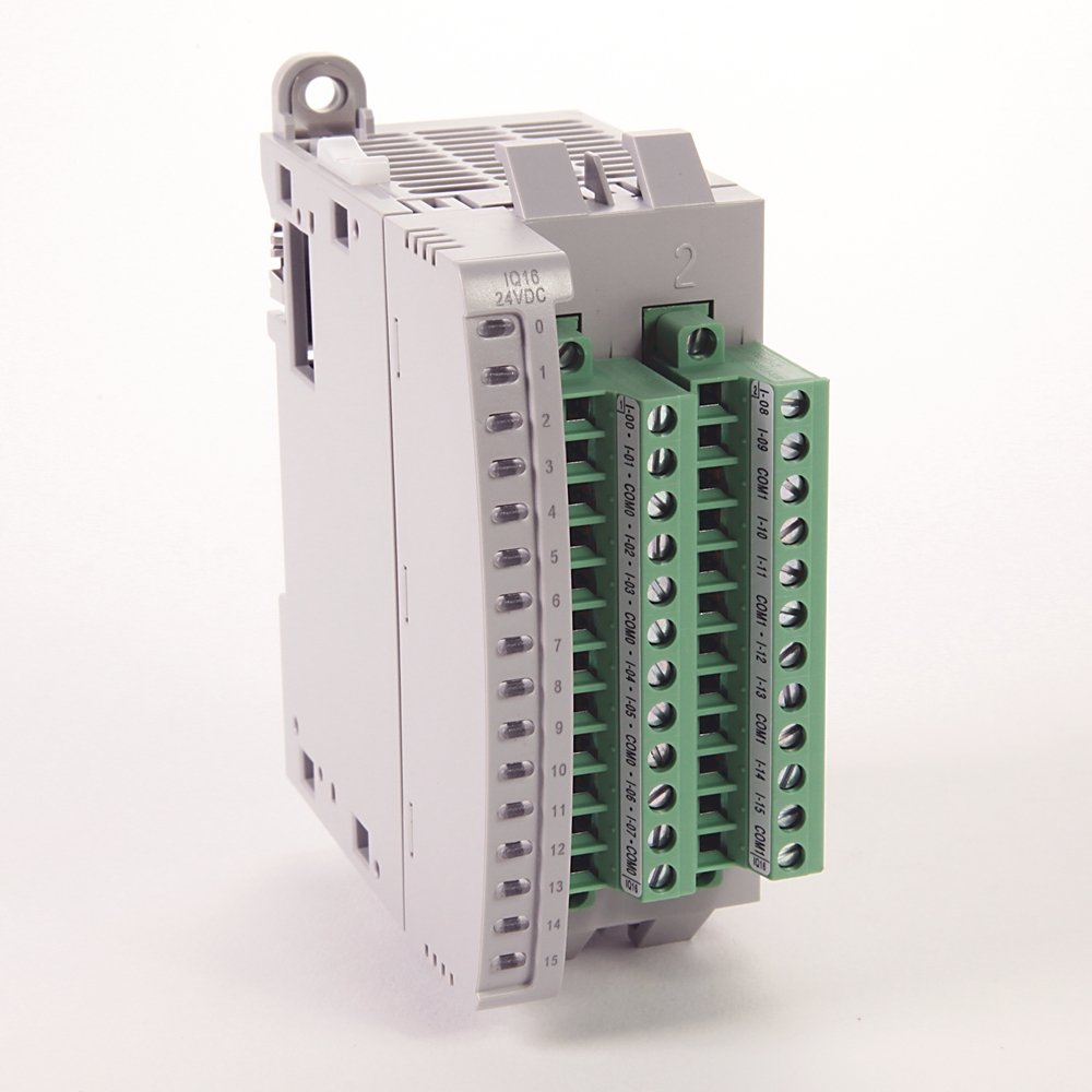 Allen-Bradley,2085-IQ16,Micro800 16 Point  Digital Input Module