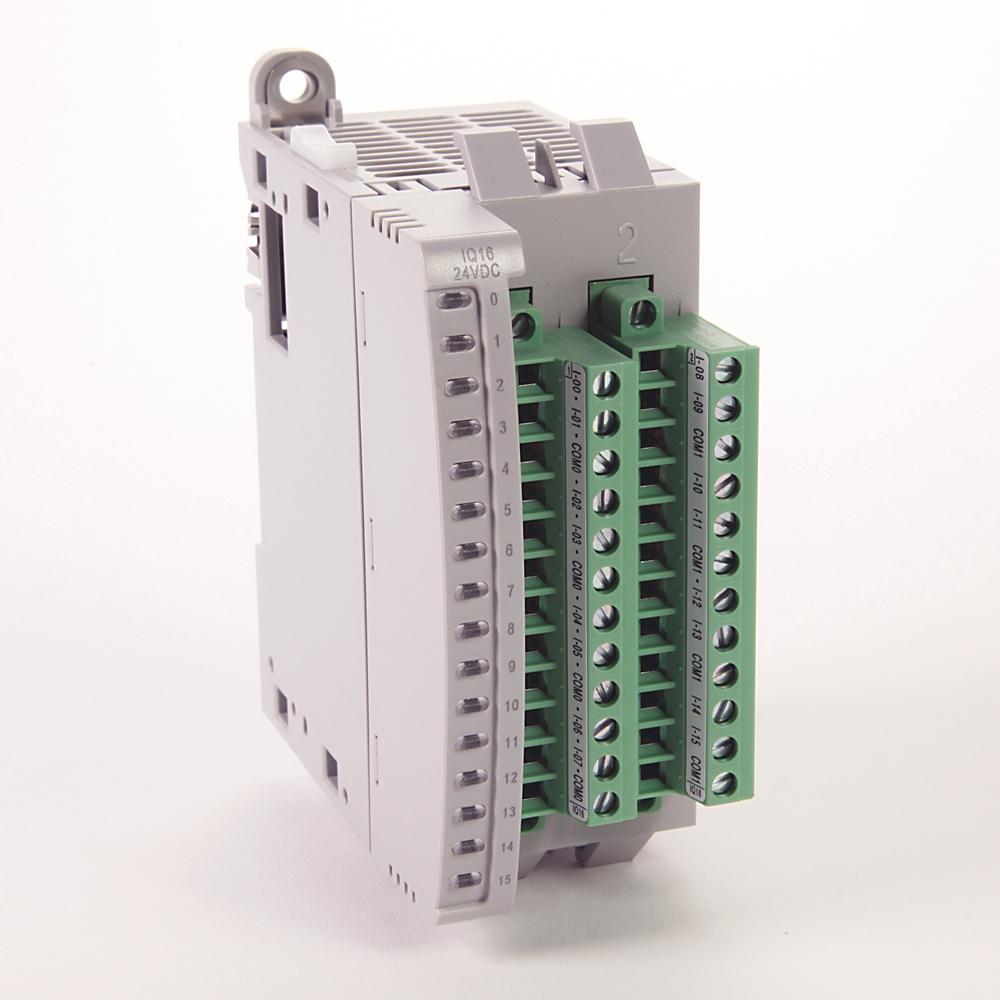 Allen-Bradley,2085-IQ16,Micro800 16 Point  Digital Input Module