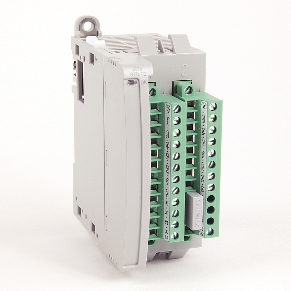 Allen-Bradley,2085-IRT4,Micro800 4 Channel TC/RTD Input Module