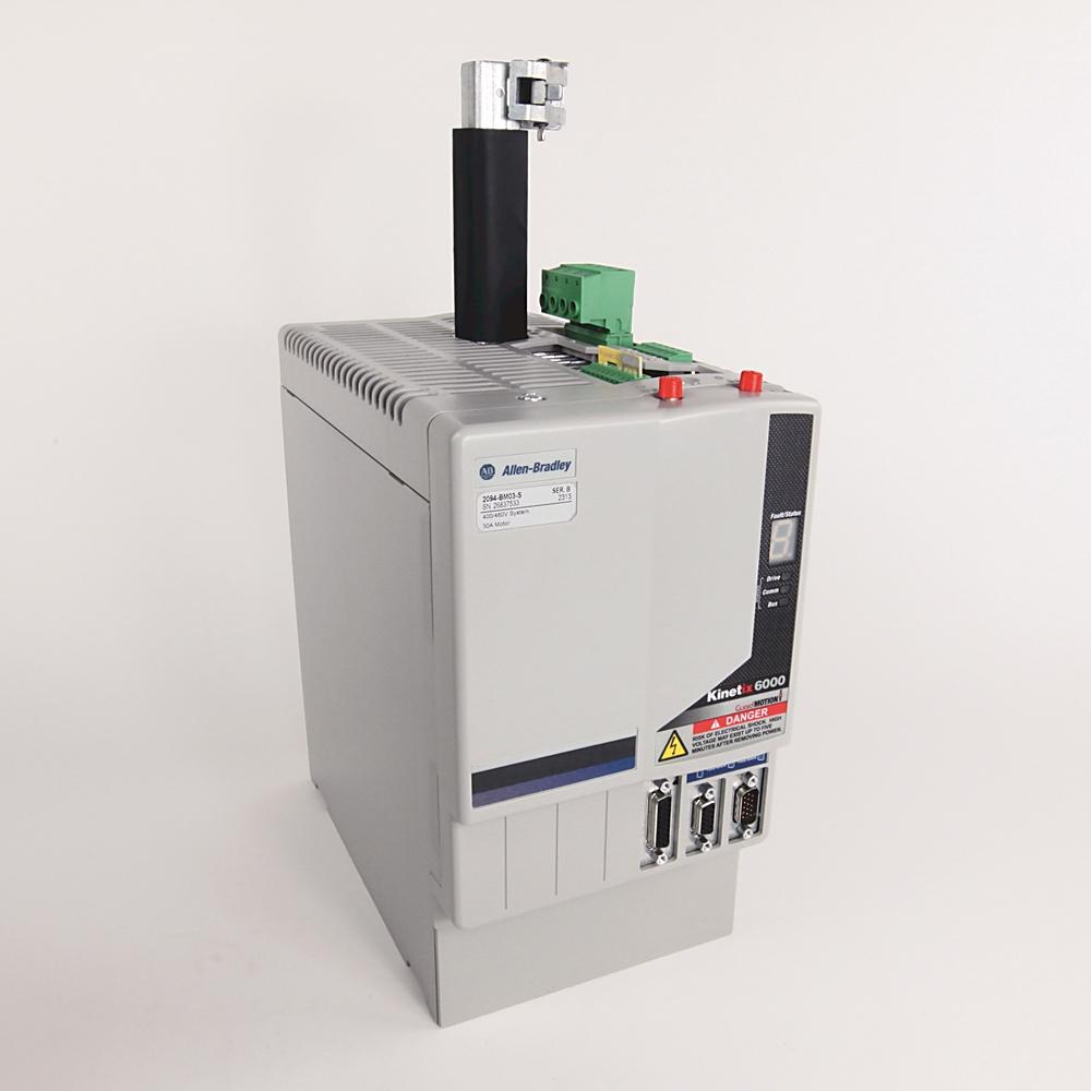 2094-BM03-S AB AXIS MOD 460VAC 30AMP W/SAFETY OPTION