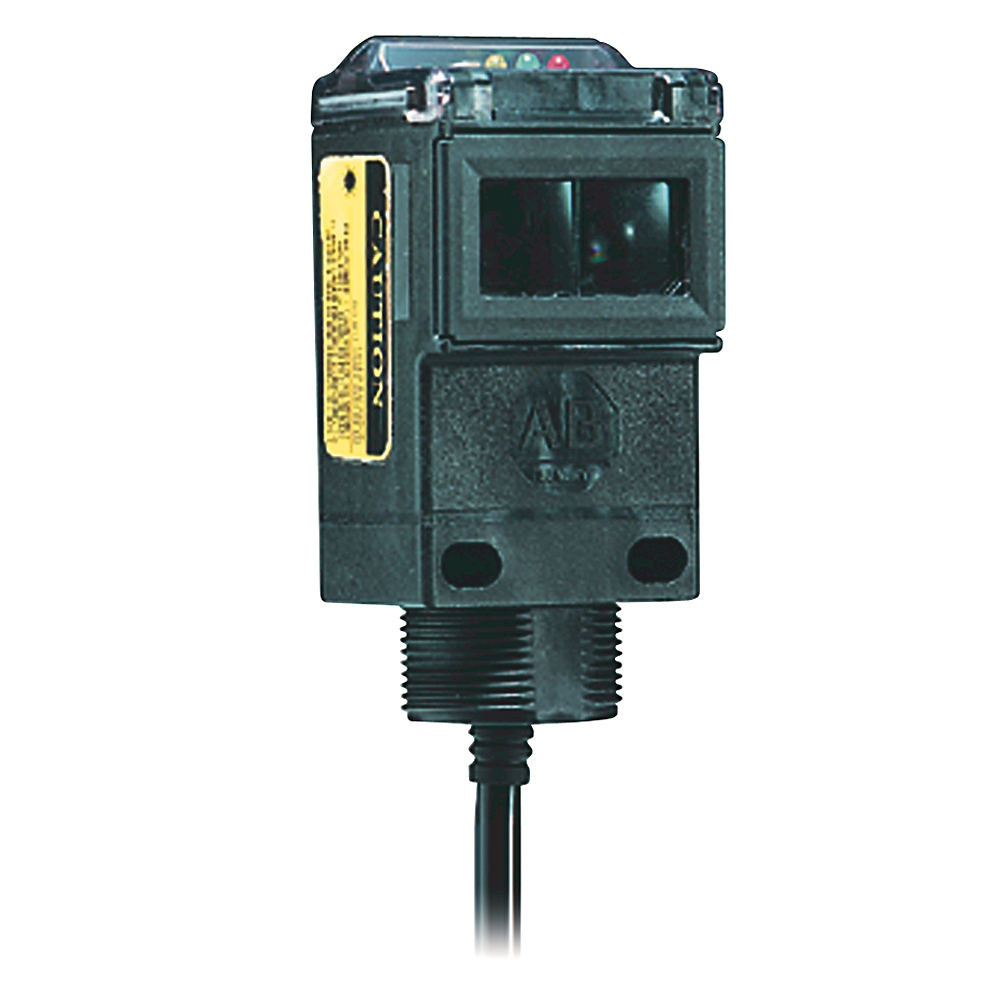 42GRC-9202-QD AB PHOTOELECTRIC SENSOR FOR CLEAR OBJECTS
