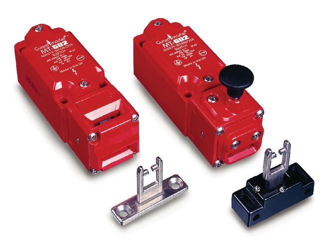 Allen-Bradley,440K-MT55002,Guardmaster MT-GD2 Tongue Interlock