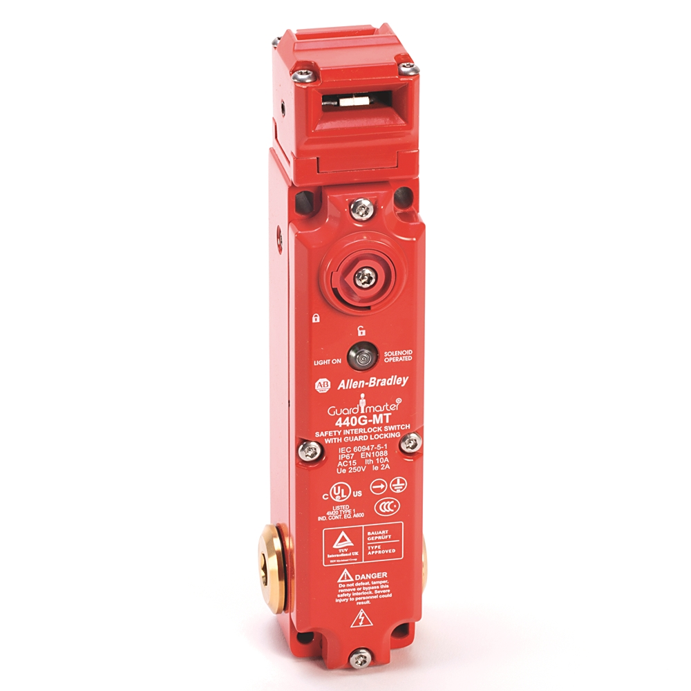 Allen-Bradley,440G-MT47046,Guardmaster 440G-MT Guardlock Switch