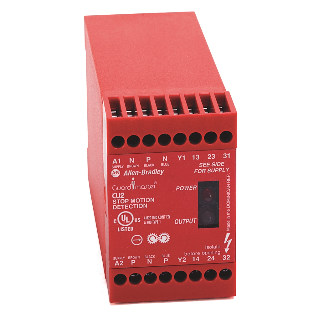 440R-S07139 AB CU2 STOP MOTION MONITOR
