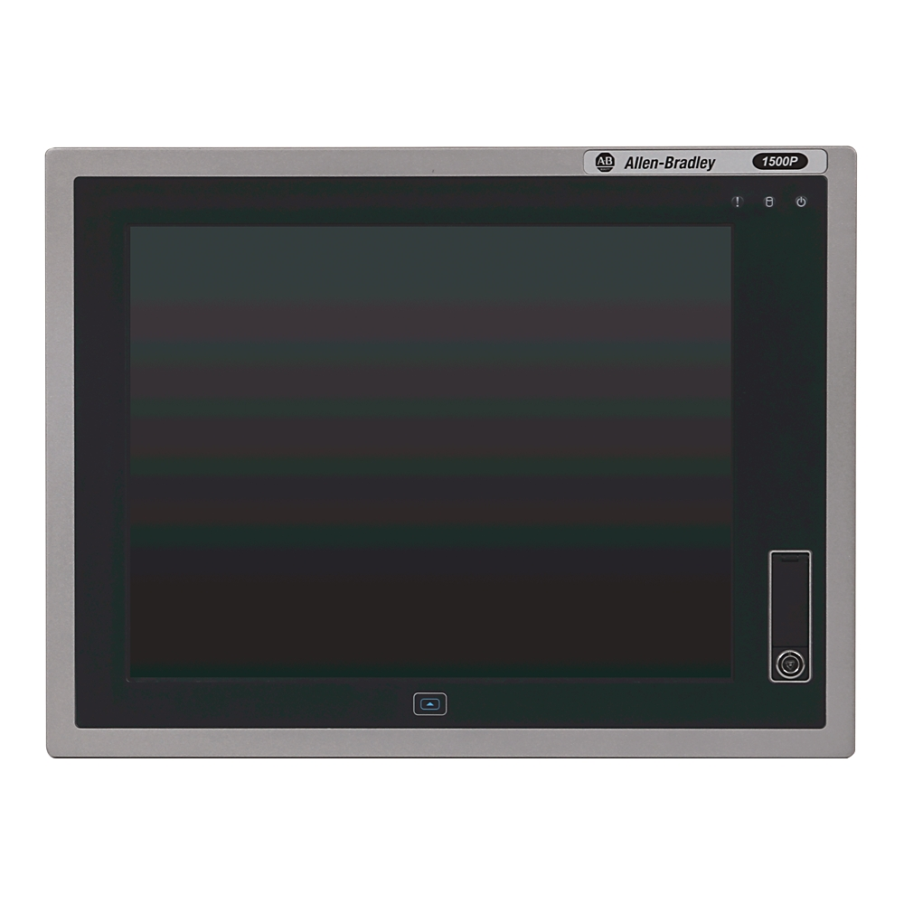 6181P-15A2SW71AC AB INTEGRATED DISPLAY INDUSTRIAL COMPUTER 88563087030