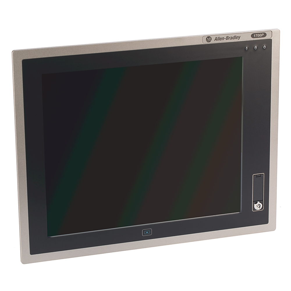 6181P-17C2SW71AC AB INTEGRATED DISPLAY INDUSTRIAL COMPUTER 88563087059 PN-218179