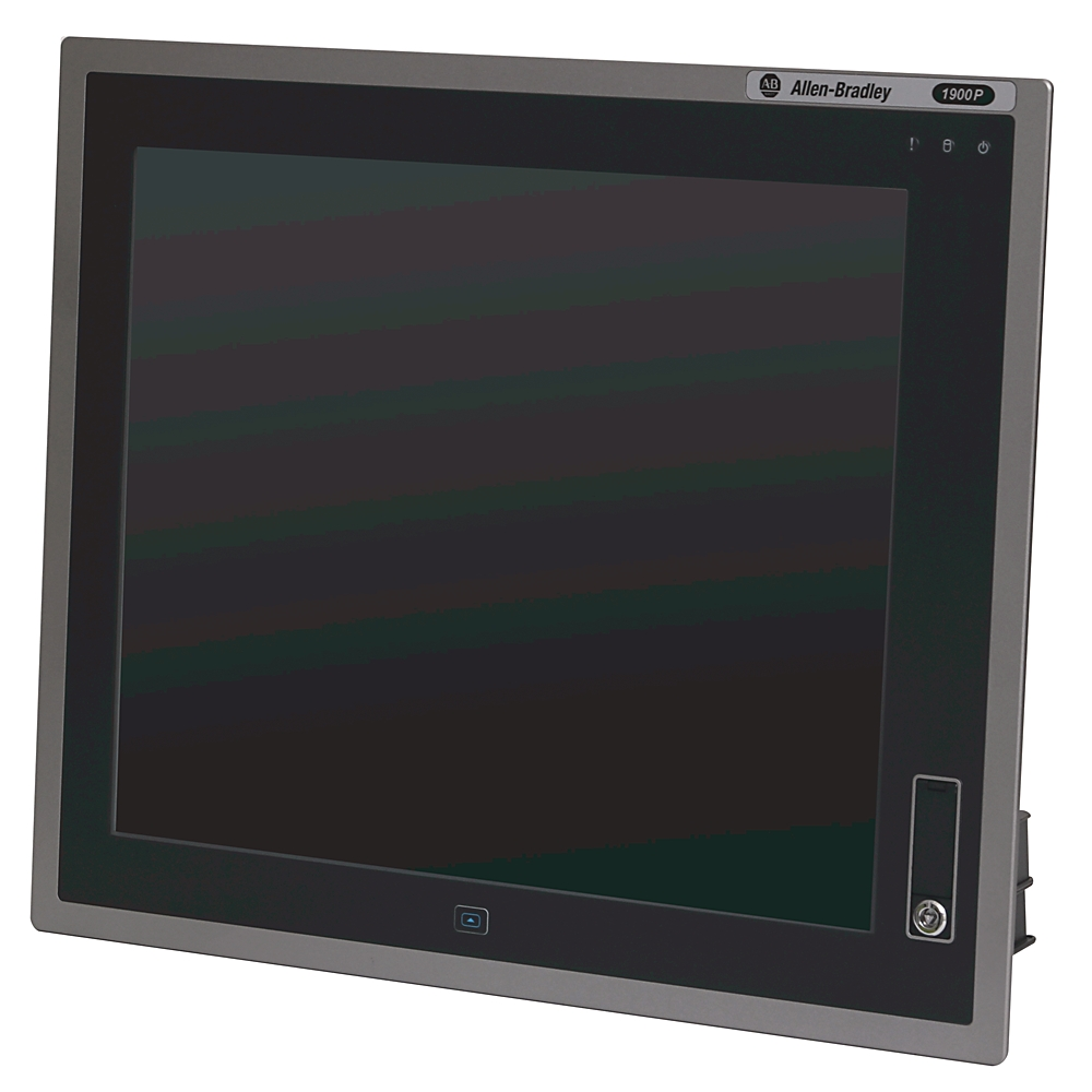6181P-19A3SW71DC AB INTEGRATED DISPLAY INDUSTRIAL COMPUTER 88563087079