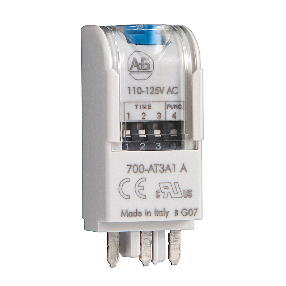 700-AT3 AB ON DELAY TIMING MODULE 12-24 VACDC