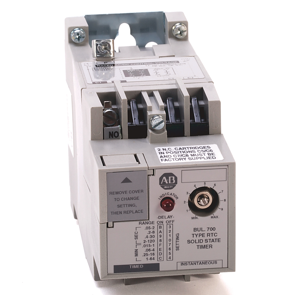 Rockwell Relays Timers Nema Industrial Timing 700 Rtc Solid State Relay Brands Compare
