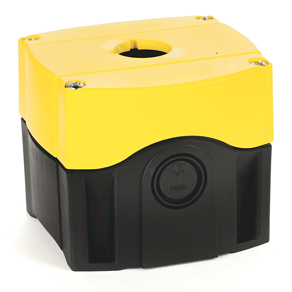 800F-1YPD AB 22MM 800F 1-HOLE YELLOW PG DUAL 88563011495