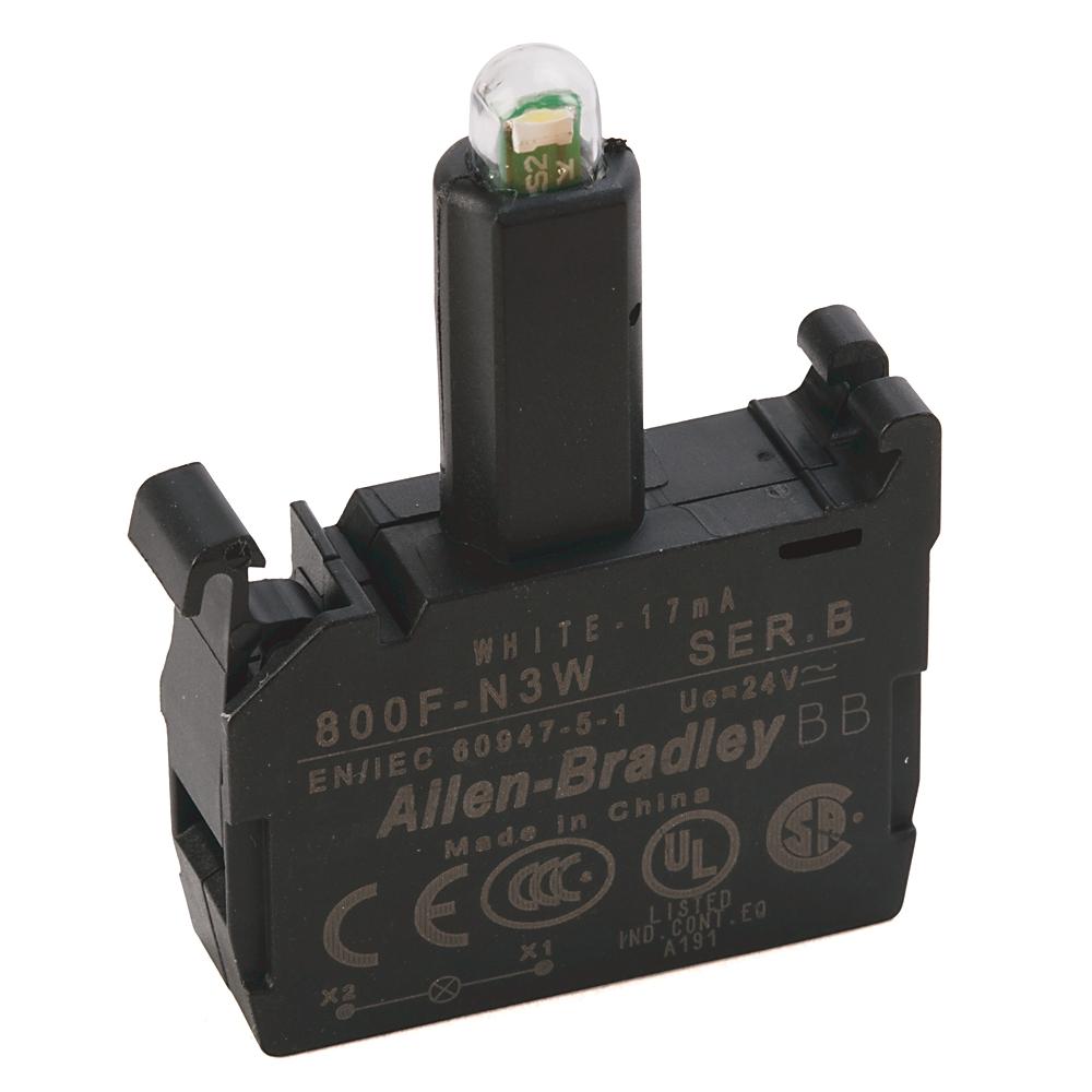 800F-N3W AB 800F LED MODULE, LATCH MOUNT 66246811993