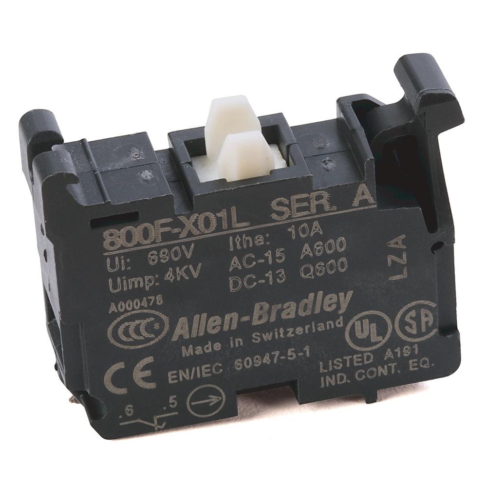 Allen Bradley 800F-X01L