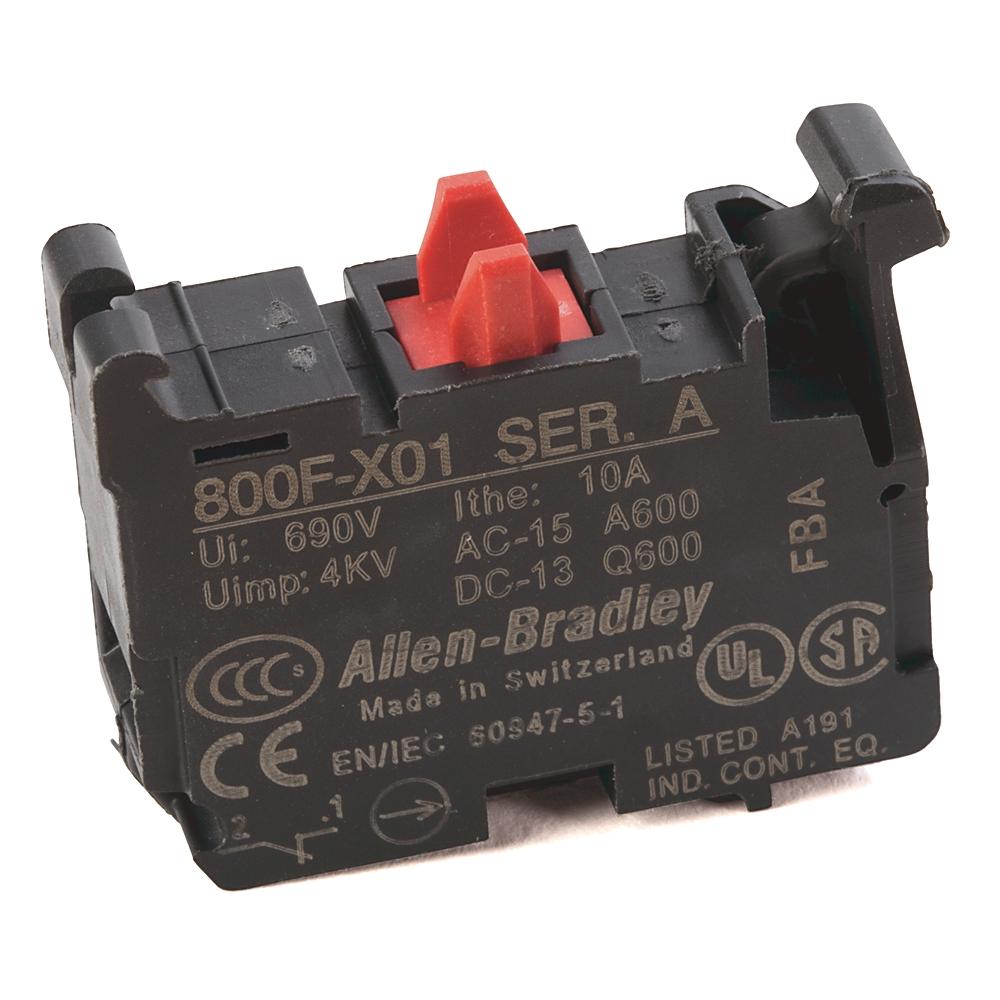 Allen Bradley 800F-X01