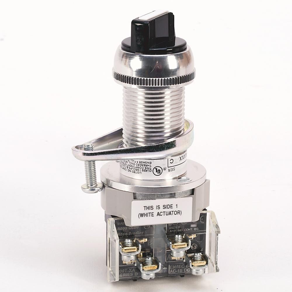 Allen-Bradley,800H-HP2KB6AAXX,Type 7&9 Selector Switch 800H PB