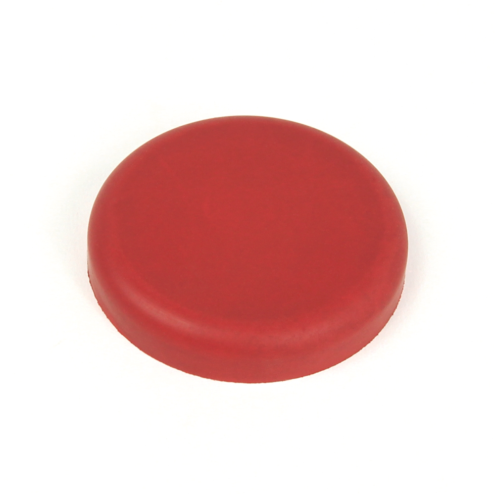 800P-NCR AB RED BUTTON COVER