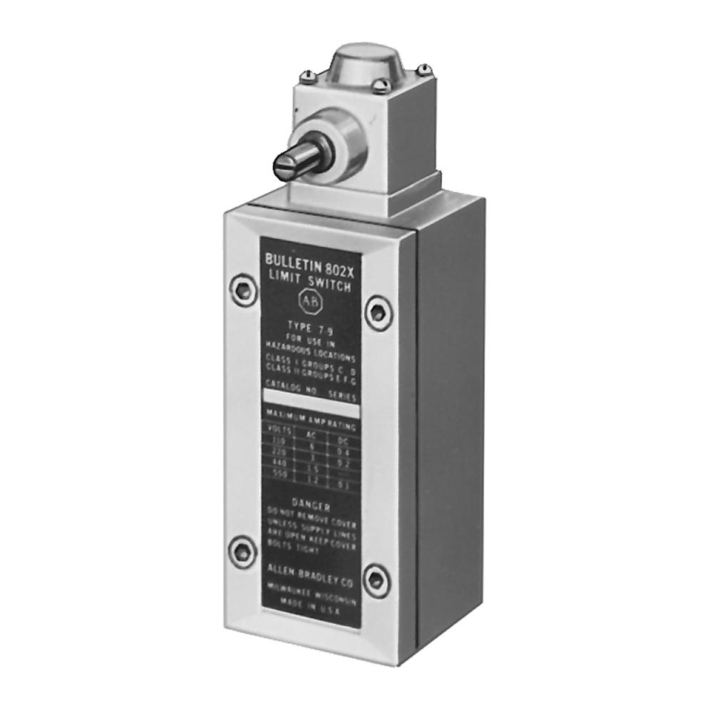 802X-AM4 AB SWITCH, LIMIT 600V AC MAX 10 AMP MAX 78118014259