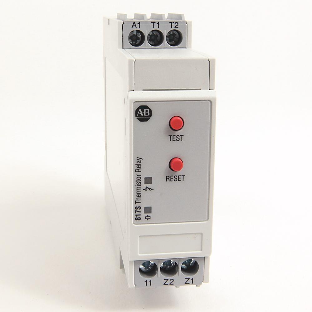 817S-PTC-230 AB MACHINEALERT THERMISTOR MONITORING RELAY 61259896572