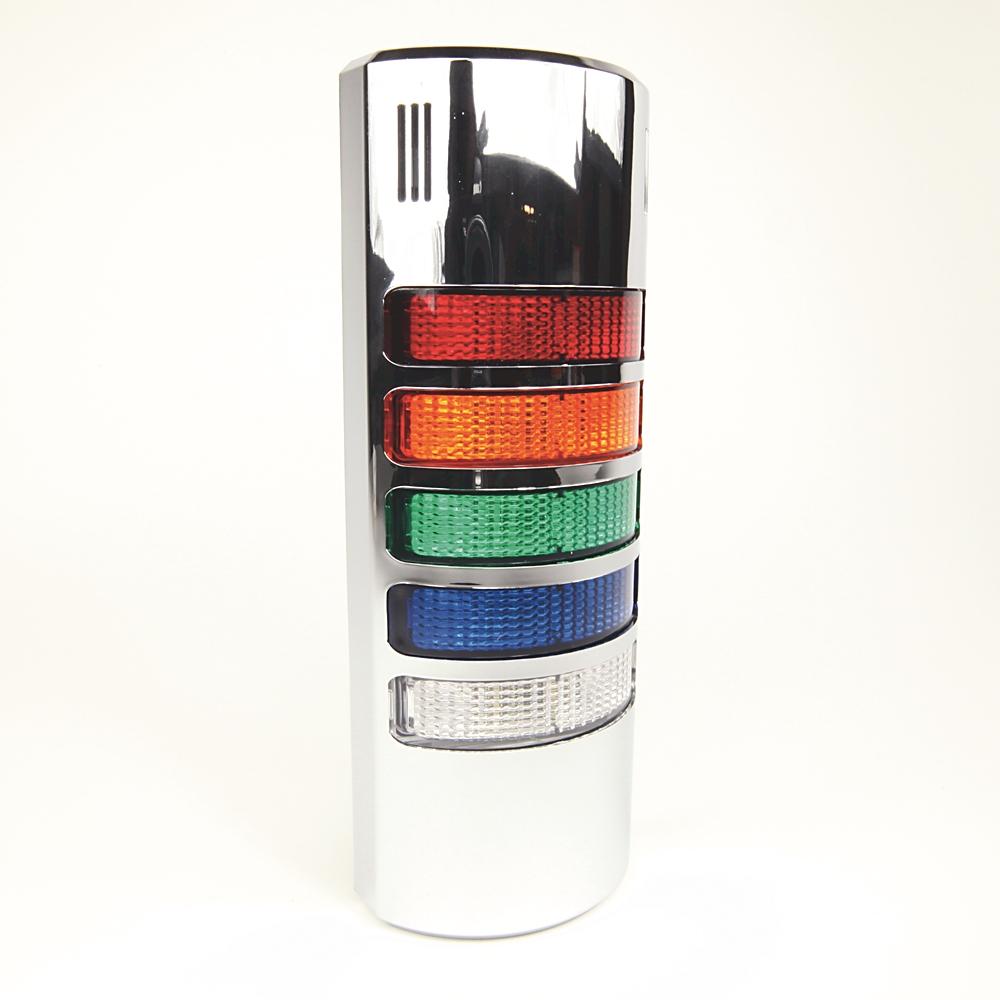 Allen-Bradley,855W-C24Y3Y4P1,855W 24V AC/DC Wall Mount Signal Light