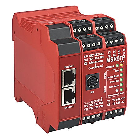 440R-S845AER-NNL AB SAFETY RELAY 61259854460