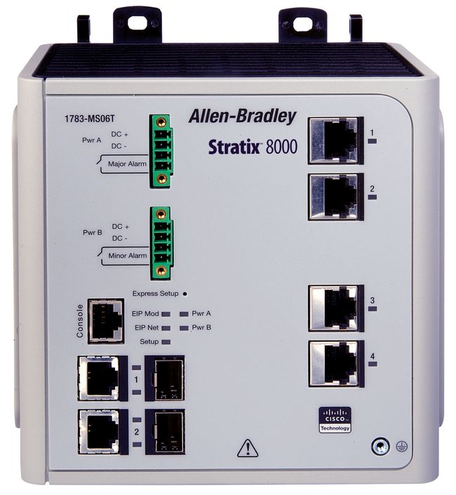 Allen-Bradley 1783-MS10T | North Coast Electric