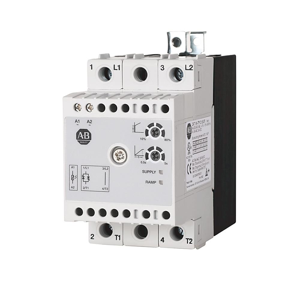 A-B 154-TP2C12NCD 12 A 3 Ph Starting Torque Controller AC