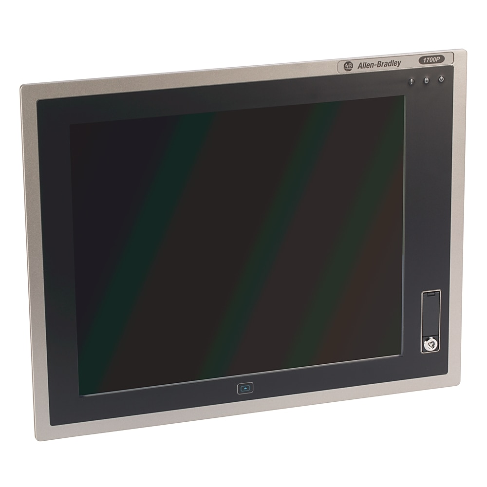 6181P-17A3MW71AC AB 6181P NEXT GENERATION INTEGRATED DISPLAY INDUSTRIAL COMPUTER, 17 IN DISPLAY, ALUMINUM 5:4 BEZEL, ADVANCED PACKAGE, 256GB MLC SOLID STATE STORAGE, WINDOWS 7 PROFESSIONAL SP1, BASE OS, AC