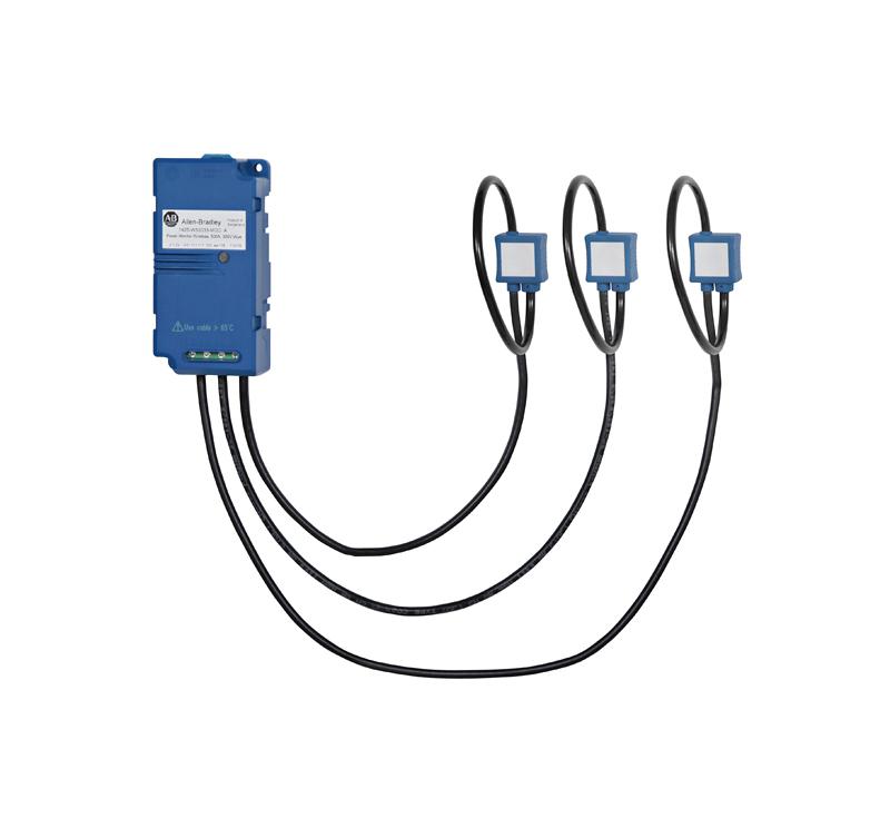 Allen-Bradley,1425-D1002-MOD-480,PowerMonitor W250 100A 480V D Monitor