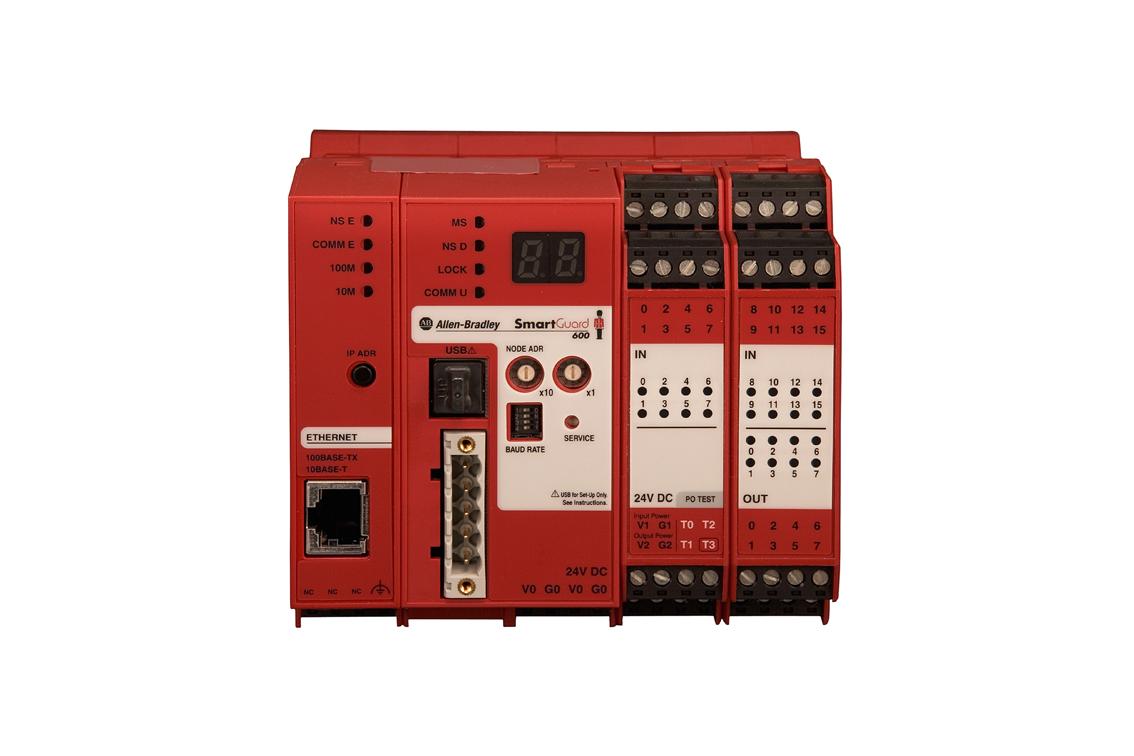 Allen-Bradley,1752-L24BBBE,SmartGuard 600 Safety Controller