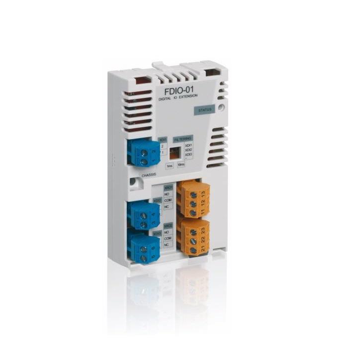 ABB Low Voltage Drives,FDIO-01-KIT,Digital IO Extension Module