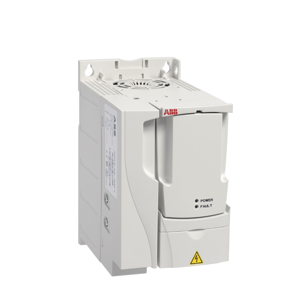 ABB ACS310-03U-10A8-2 ACS310-03U 24-03U -WALL MNT,R2 FRAME, OPEN -IP20, 240 VAC (3AUA0000049474)