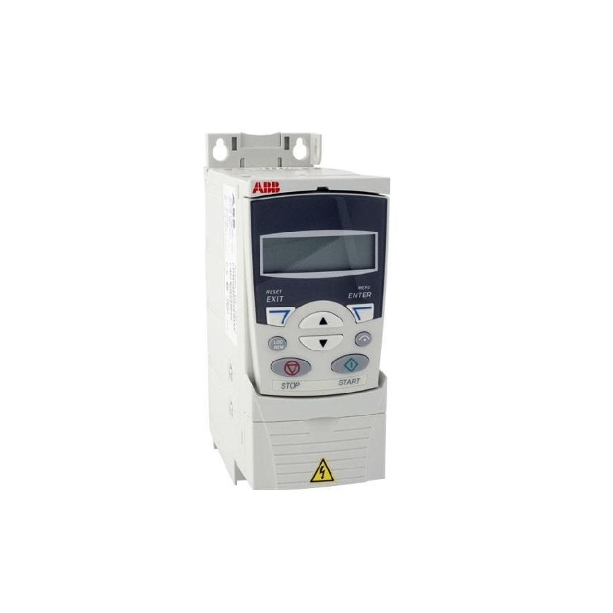 ABB ACS355-03U-03A3-4+J404 ACS355-01.5 HP, WALL MNT,R1 FRAME, THREEPHASE INPUT,480 VAC, IP 20 - BASICPANE (3AUA0000078275)