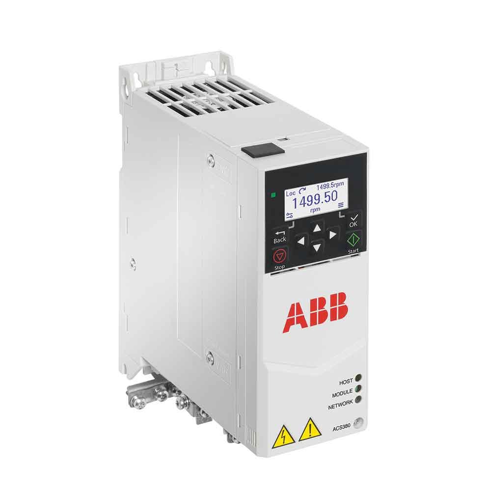 ABB ACS380-040C-09A4-4+K475 ACS380-