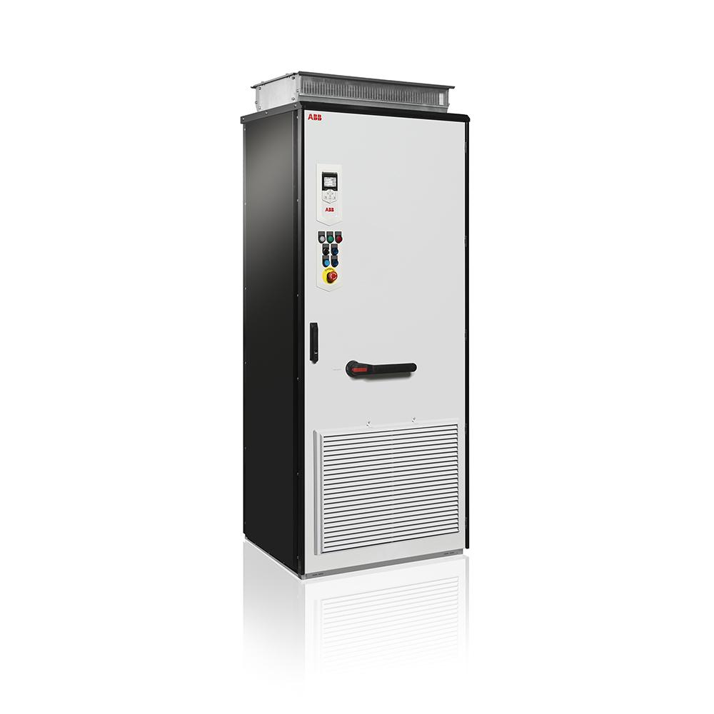 ABB ACS880-07-0414A-5+C129 ACS880-0350 HP, 480 VAC,CABINET DRIVE(07),IP22 - UL TYPE 1,(3AUA0000149789)