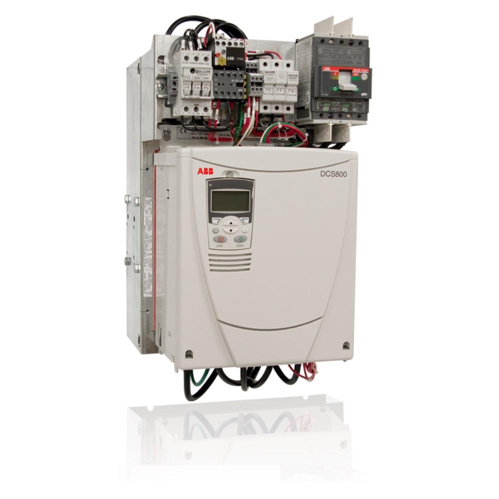 ABB DCS800-EP2-0025-05+S235 DCS800-