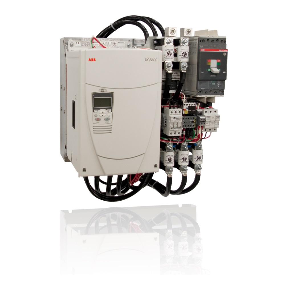 ABB DCS800-EP2-0200-05+S235 DCS800-