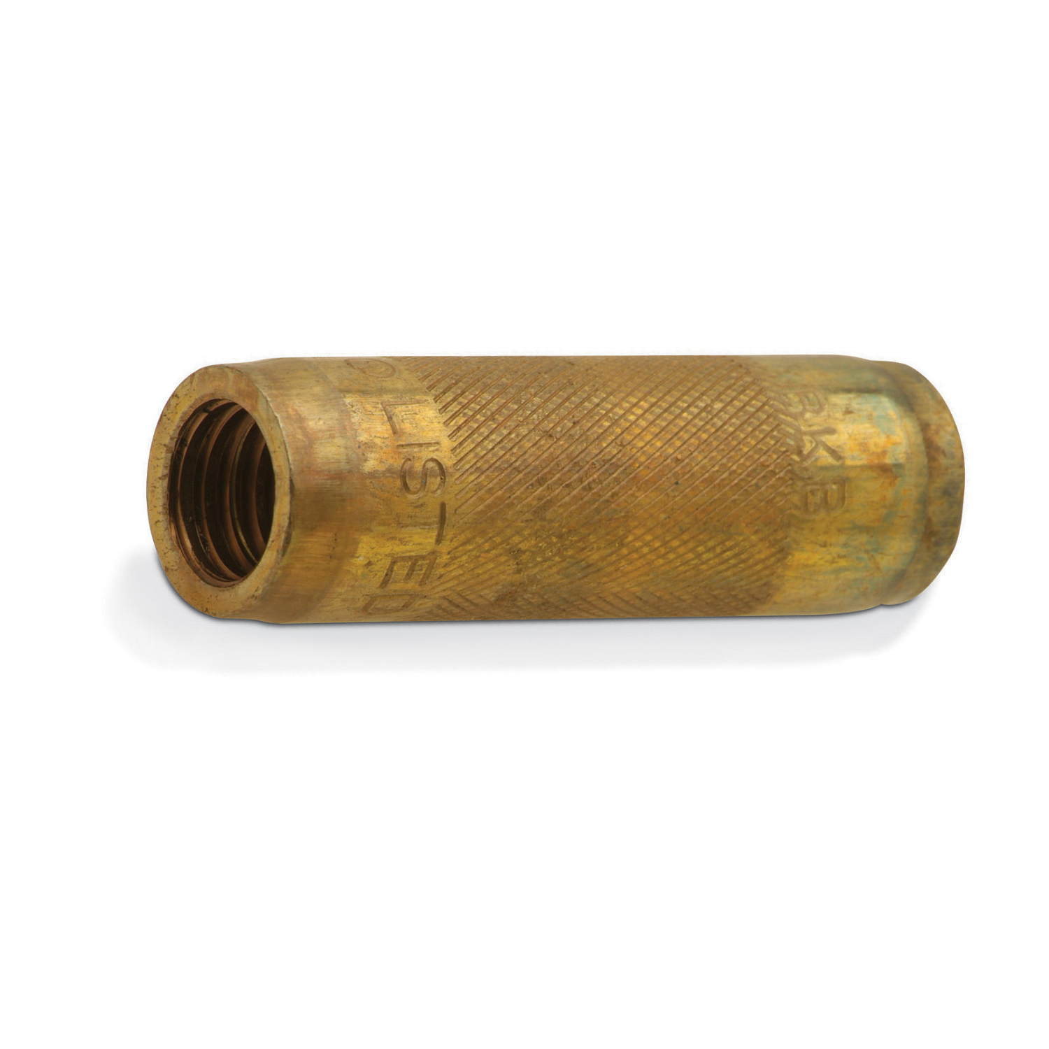 Blackburn,60C,Blackburn® 60C Type C Ground Rod Coupling, 5/8 in Dia, 5/8-11, For Use With Standard Threaded Sectional Rods, Copper