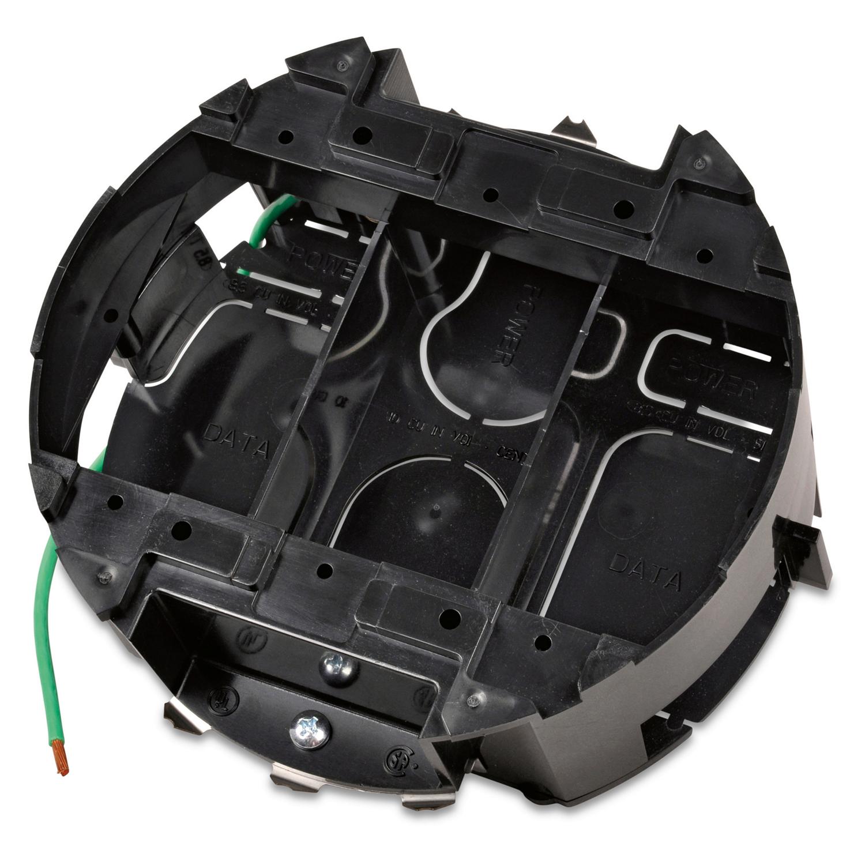Electrical Floor Boxes Amp Poke Thru S J H Larson Company