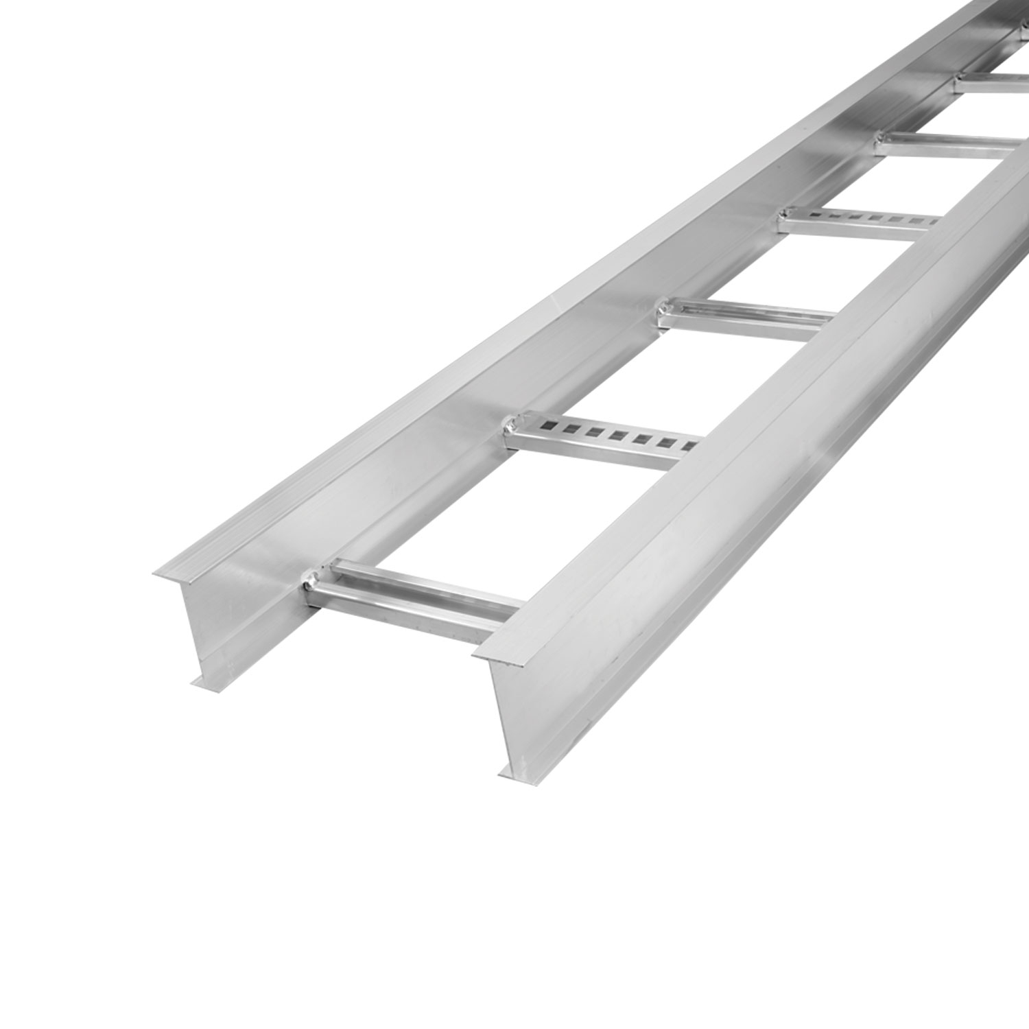Cable Tray,AH5624L09240,AL STR 6IN 24W LADDER TRAY 20FT