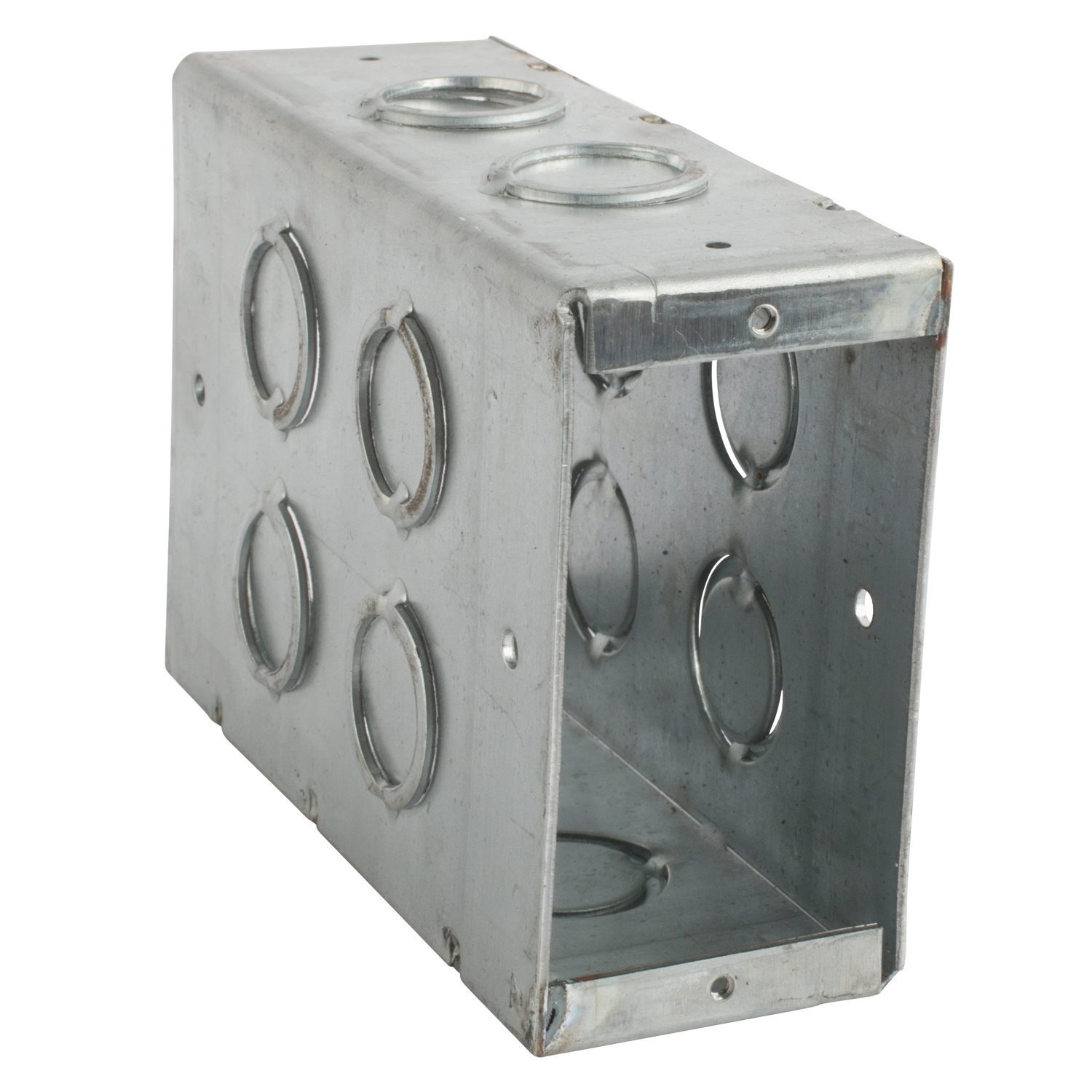 Steel City,CBTW-6,STEEL ELECTRICAL BOX