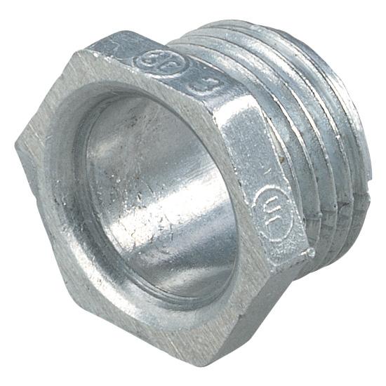 STEEL-CITY HA205 1-1/2 INCH CHASE NIPPLE, RIGID/IMC, DIE-CAST