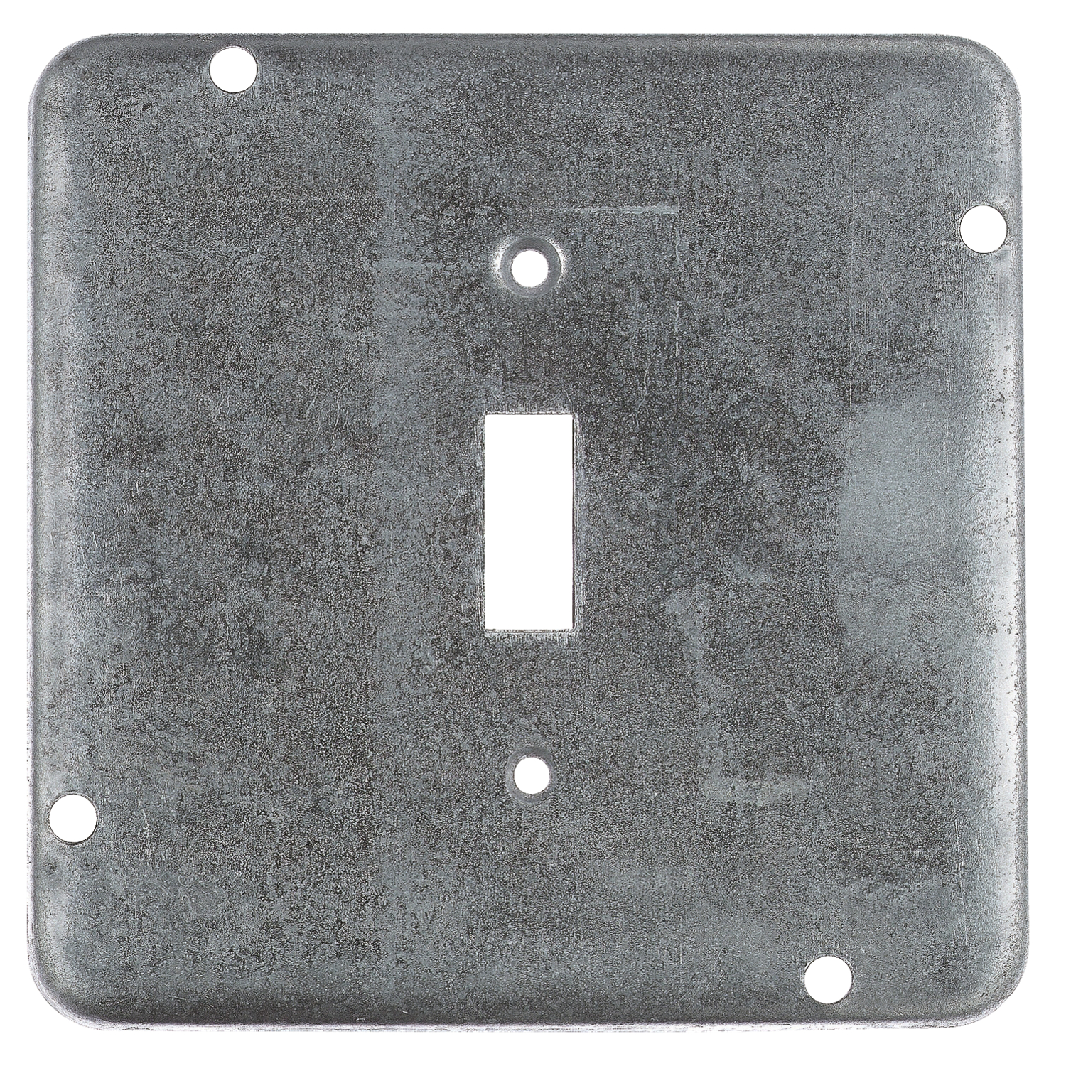 STEEL-CITY RSL-9 4-11/16-IN SQUARE SURFACE COVER, TOGGLE