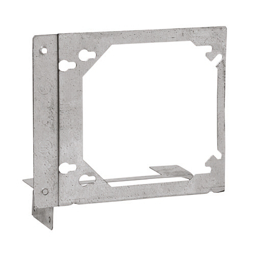 Steel City,SSF-SH2346,Steel City® SSF-SH2346 Mounting Bracket, For Use With Electrical Boxes, Steel